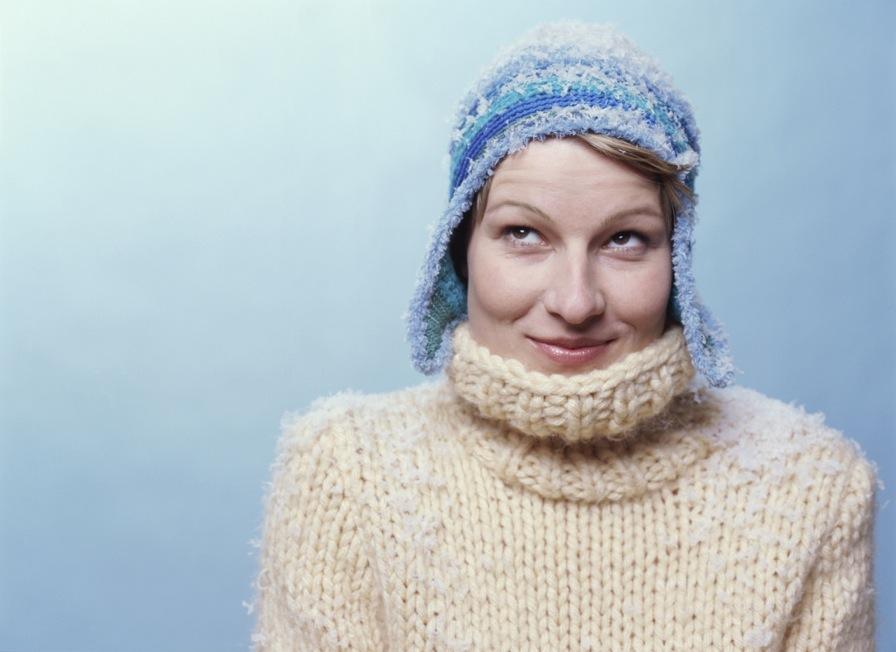 Home Working Wardrobe - Winter